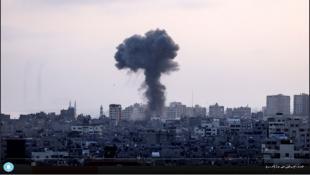 إسرائيل تعلن قصف 130 هدفاً عسكرياً في غزة... وفاة 20 شخصاً بينهم 9 أطفال