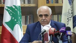 نقيب المحررين جوزف القصيفي هنأ اللبنانيين بعيد الفطر