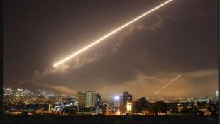 مقتل 8 من مقاتلي النظام في الضربات الاسرائيلية الليلية في سوريا