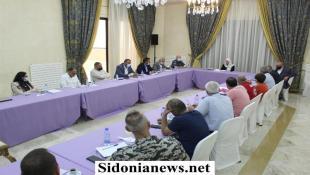 بالصور : النائب بهية الحريري  في اجتماع مجدليون التنسيقي حول كورونا بحضور السعودي : الأمن الإجتماعي يتقدم كأولوية الى جانب الصحي