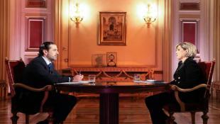 الرئيس  الحريري: البلد في حاجة الى حكومة ورئيس الجمهورية حامل السلم بالعرض في التشكيل وقال إننا لن نتوافق