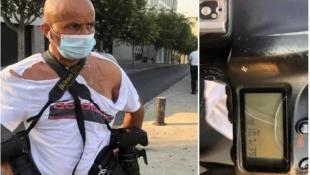 المصوّرون ضحية بلطجة ملازم أول في فوج إطفاء بيروت