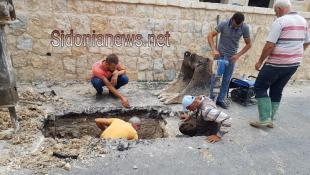 بالصور: مصلحة الليطاني: الصيانة مستمرة لمشروع ري صيدا - جزين برغم الظروف الصعبة
