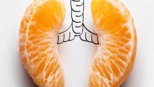 تجنب هذه الأطعمة كي تقلل من فرص الإصابة بسرطان الرئة