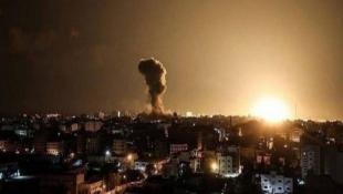 غارات على دمشق.. تزامنت مع هبوط طائرتي شحن إيرانيتين