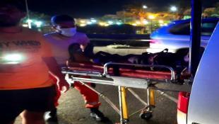 بالصورة .. 4 إصابات  في حادثي سير في صيدا