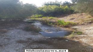 بالصور : مصلحة الليطاني – دائرة ري مشروع صيدا – جزين  : قطع مياه شبكة الصالحية الفرعية بسبب عطل طارئ