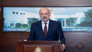 وزير الداخلية مولوي من قصر بعبدا: لا مانع من إجراء الإنتخابات النيابية قبل موعدها المحدد