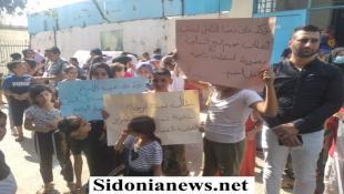 بالصور : ناقوس الخطر يدق ابواب الطلبة الفلسطينيين في لبنان